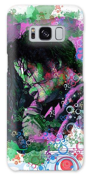Michael Jackson 16 Galaxy S8 Case
