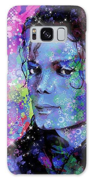 Michael Jackson 17 Galaxy Case