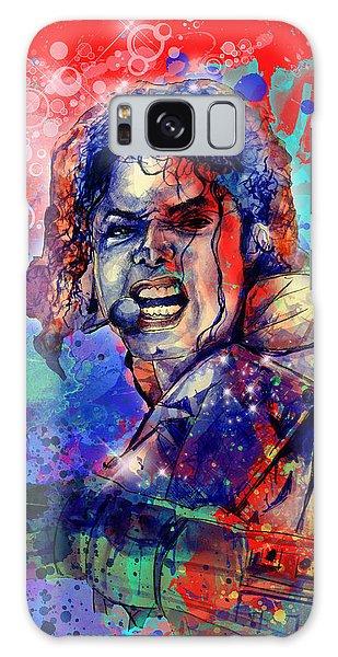 Michael Jackson 8 Galaxy Case