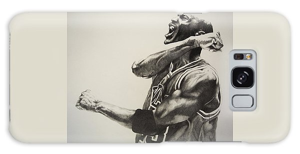 Grant Park Galaxy Case - Michael Jordan by Jake Stapleton
