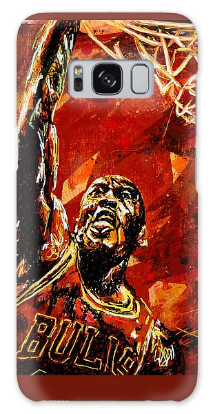 Michael Jordan Galaxy S8 Case
