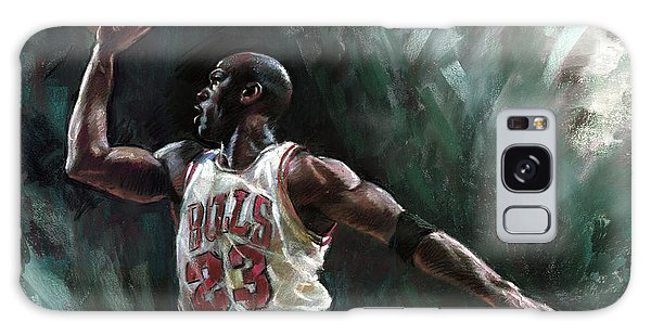 Michael Jordan Galaxy Case