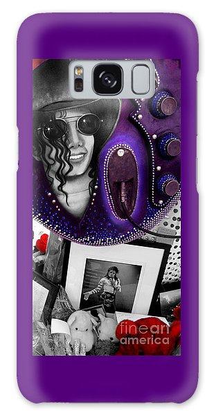 Michael's Memorial Galaxy Case
