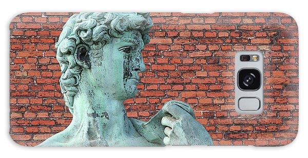 Michelangelos David Galaxy Case