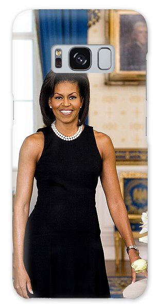 Michelle Obama Galaxy Case