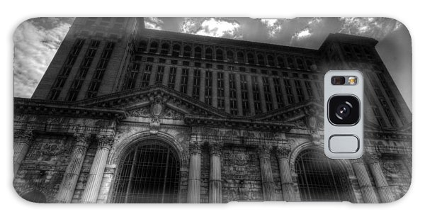 Michigan Central Station Highrise Galaxy Case