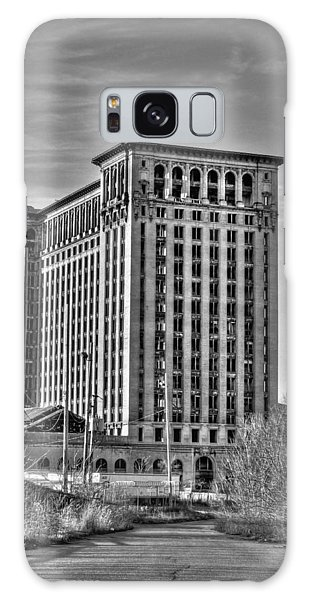 Michigan Central Station Galaxy Case
