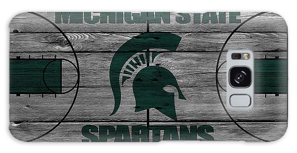 Michigan State Spartans Galaxy S8 Case