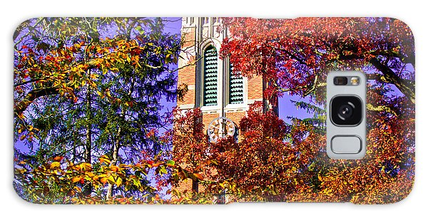 Michigan State University Beaumont Tower Galaxy Case