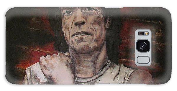Mick Jagger - Street Fighting Man Galaxy Case