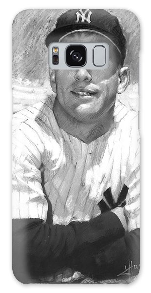 Mickey Mantle Galaxy Case by Viola El