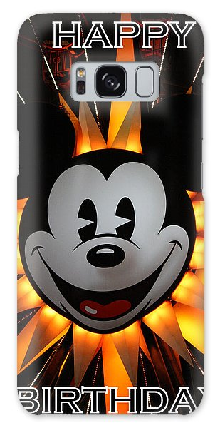 Mickey Mouse Galaxy Case