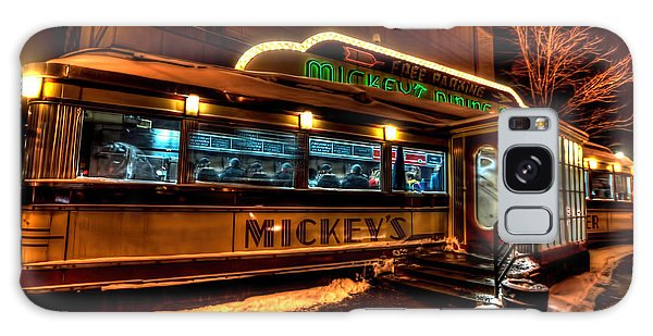 Mickey's Diner St Paul Galaxy Case