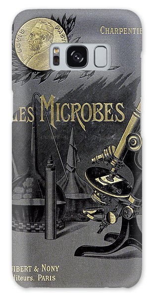 No-one Galaxy Case - Microbes by Cci Archives