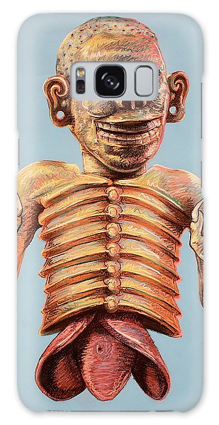 Mictlantecuhtli The Aztec God Of The Dead Galaxy Case
