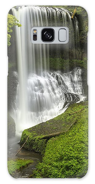 Middle North Falls Galaxy Case