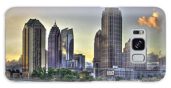 Midtown Atlanta Sunrise Galaxy Case