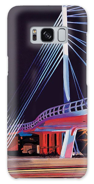 Midtown Greenway Sabo Bridge Galaxy Case