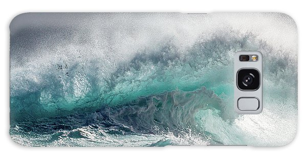 Storming Galaxy Case - Mighty Water by Michelle Degryse