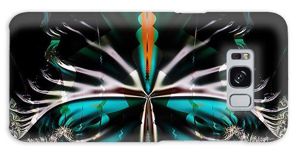 Martian Migraine Galaxy Case by Jim Pavelle