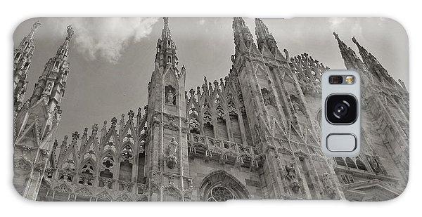 Milan Duomo Galaxy Case by Ramona Matei