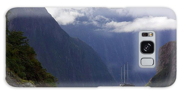 Milford Sound Galaxy Case