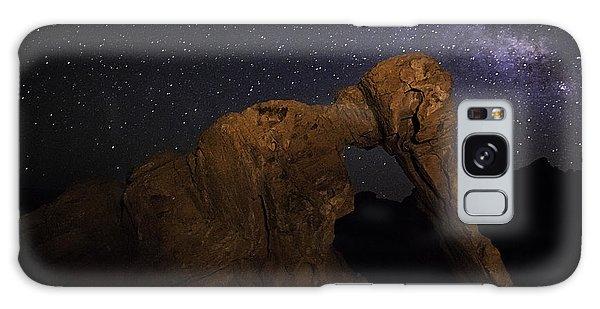 Milky Way Over The Elephant 2 Galaxy Case