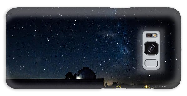 Milky Way And Observatory Galaxy Case by Jay Stockhaus