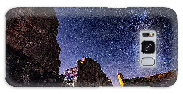 Milky Way At Aizanoi Galaxy Case