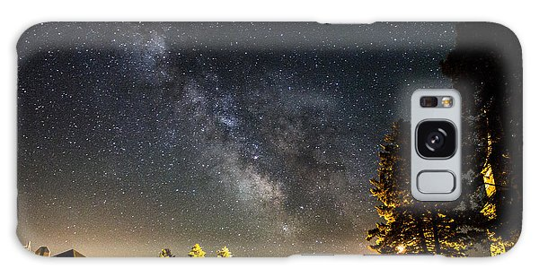 Milky Way From Oldham South Dakota Usa Galaxy Case
