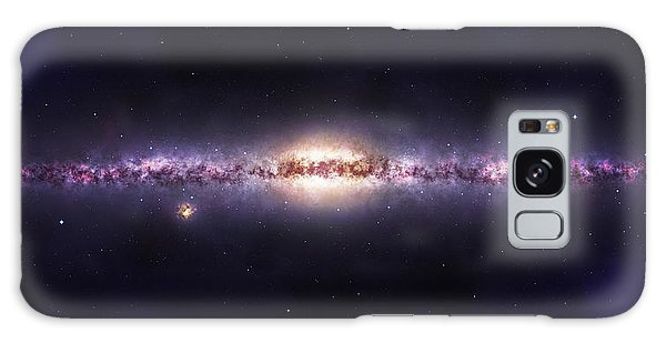 Milky Way Galaxy Galaxy Case