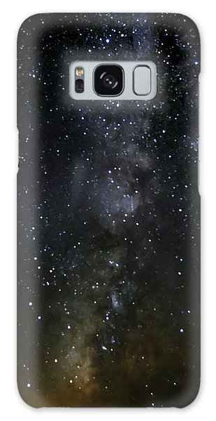 Milky Way Galaxy Case by Marlo Horne