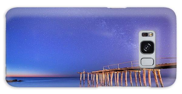 Milky Way Sunrise Galaxy Case