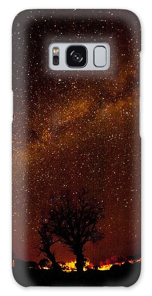 Milky Way Tree Galaxy Case