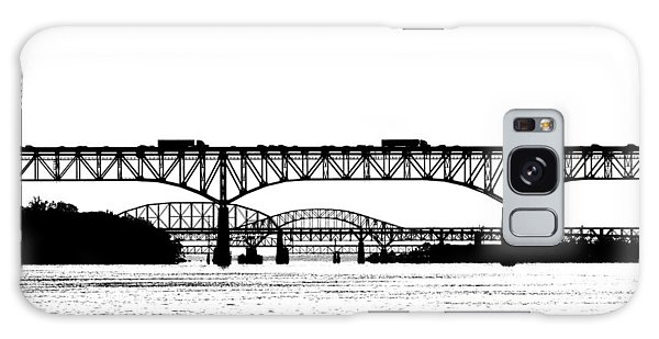 Millard Tydings Memorial Bridge Galaxy Case