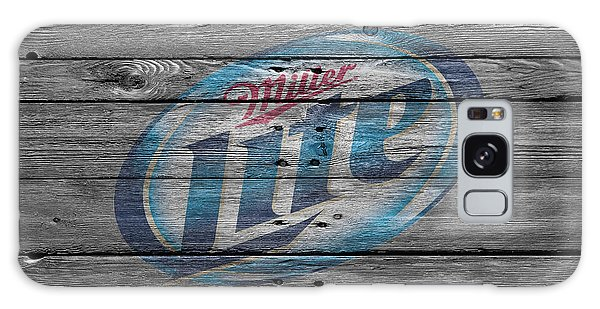 Six Galaxy Case - Miller Lite by Joe Hamilton