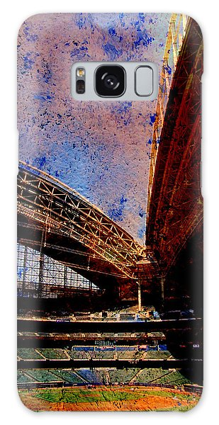 Miller Park 2 W Paint Galaxy Case