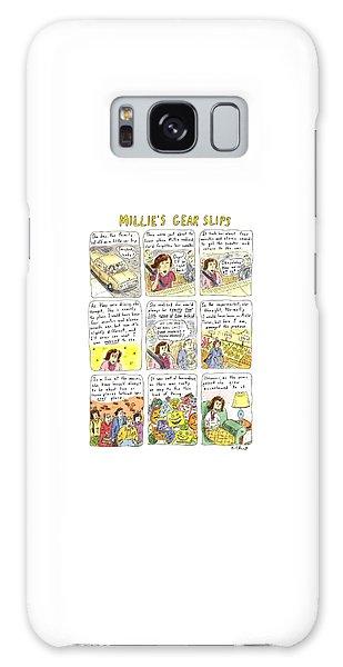 Millie's Gear Slips Galaxy Case