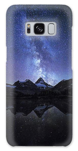 Galaxy Galaxy Case - Million Stars by Naphat Chantaravisoot