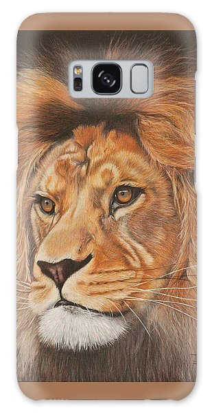 Galaxy Case - Milo - The Barbary Lion by Jill Parry