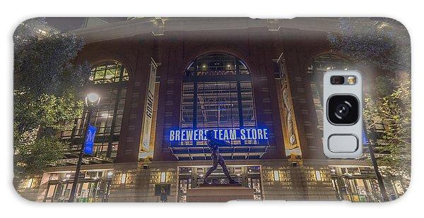 Milwaukee Brewers Miller Park 2 Galaxy Case