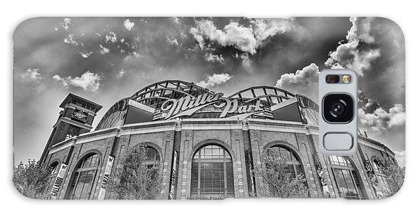 Milwaukee Brewers Miller Park 7 Galaxy Case
