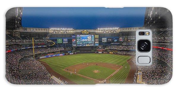 Milwaukee Brewers Galaxy Case
