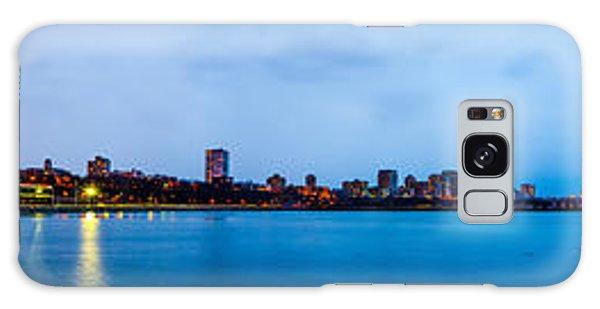 Milwaukee Skyline - Version 1 Galaxy Case