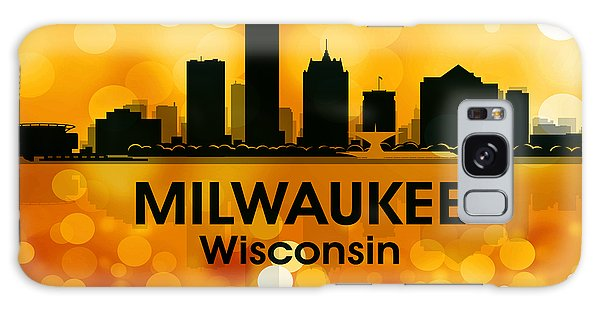 Milwaukee Wi 3 Galaxy Case by Angelina Vick