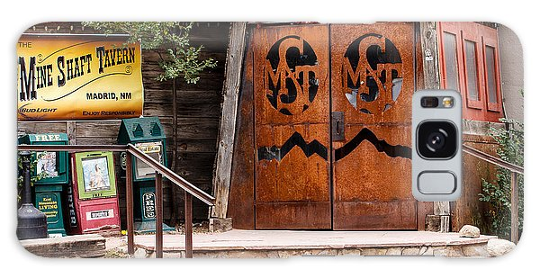 Mine Shaft Tavern Galaxy Case
