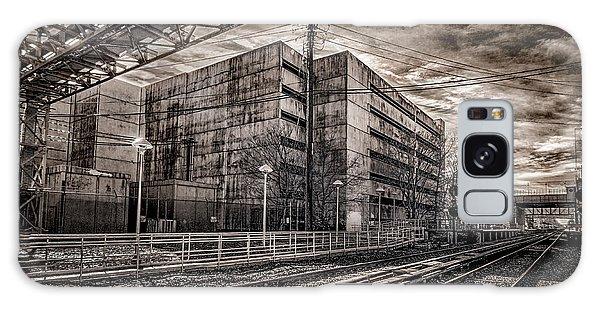 Mineola Station Galaxy Case by Steve Zimic