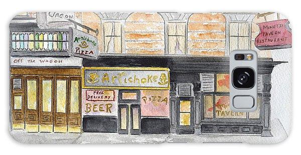 Minetta Tavern  Greenwich Village Galaxy Case