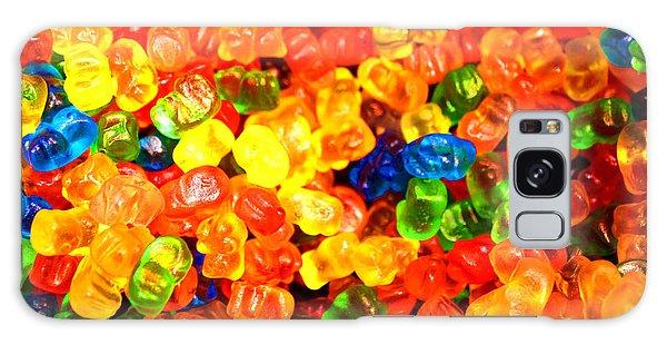 Mini Gummy Bears Galaxy Case