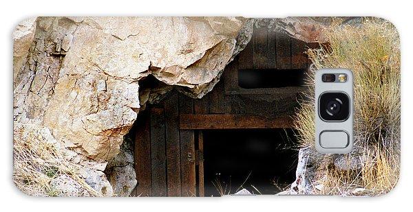 Mining Backbone Galaxy Case by Minnie Lippiatt